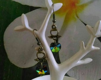 Earrings small Valentine's day