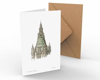 Woolworth Building - Architectural Icons Series