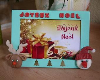 "10 * 15 ""Merry Christmas"" photo frame"