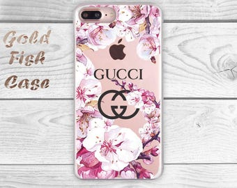 iPhone 7 case, iPhone 7 Plus case, Clear cases, Rubber cases, iPhone 6s case, iPhone 6 case, Fowers cases, Galaxy S8 case, Gucci, u045