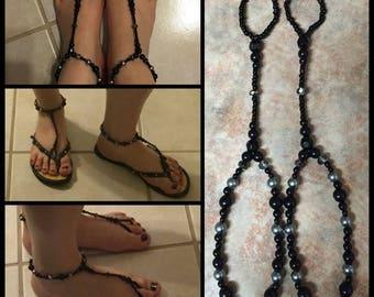 Foot ankle bracelet