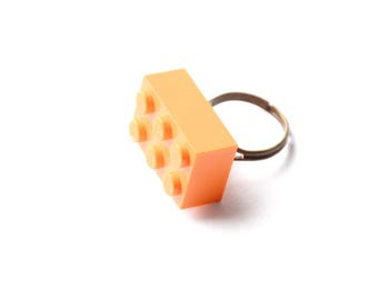 "Ring ""Childhood memory"" Lego"