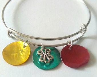 Ring adjustable pendants, pendants.