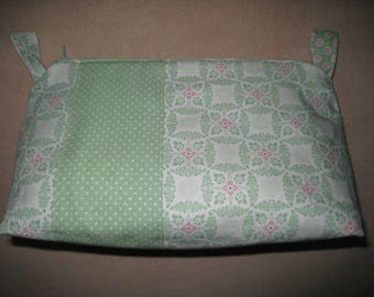 Make-up bag, accessories,