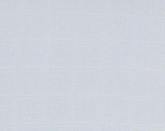 Tissu DOUBLE GAZE de coton - Bleu ciel