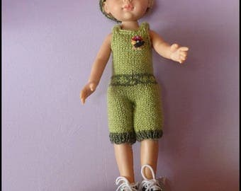clothes, outfit for doll Paola Reina boy