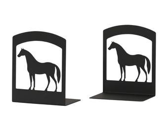 Horse - Book Ends-Pair
