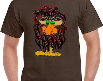 Uglyx Caveman T Shirt