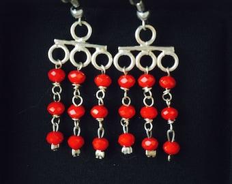 Arab style earrings