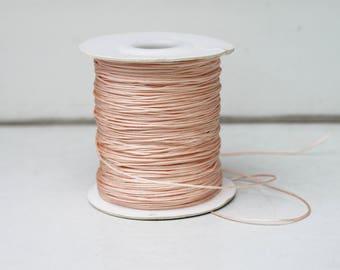 Pink cord reel