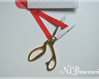 Sewing scissors 26.5 cm stainless steel