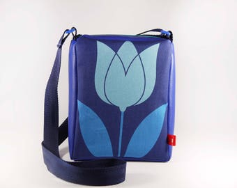 Blue Tulip bag