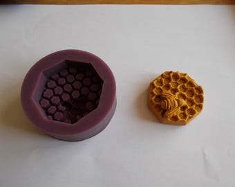 District of hive and bee mold