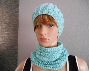 Set Hat + snood