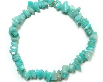 Baroque bracelet Amazonite