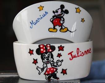 Unique Personalized Bowl