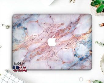 Macbook 2017 Case Rose Marble Laptop Case Macbook Pro 13 Case Macbook Hard Case Macbook Air Macbook Air 13 Marble Macbook Pro 2016 AMM2003