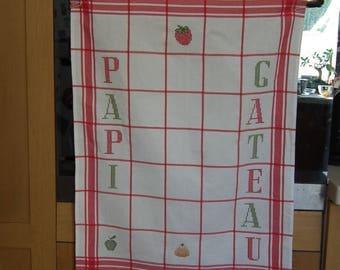 Papi towel