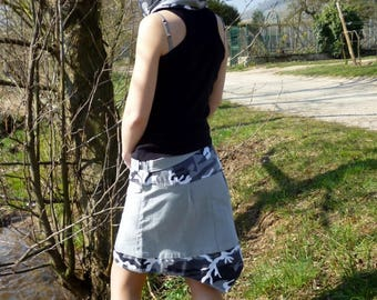 Skirt with pan T.36 - Pooka Creation