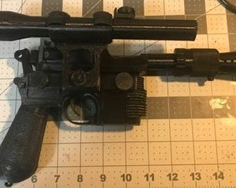 Han Solo Blaster Cosplay Kit (Great for Star Wars Costumes!)