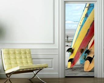 decal wear surf 204 x 73 cm. Made in Aix en Provence