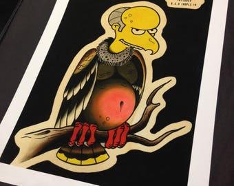 Burns Vulture