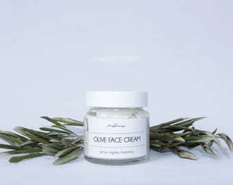 Daily Face Cream - Olive Leaf
