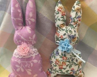 Easter Bunny stuffed