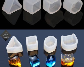 1pcs Silicone Mold For Earrings mould Resin Mold Handmade Jewelry