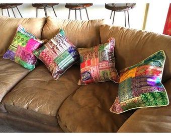 Handmade Throw Pillow Cases