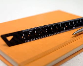 Carbon Fibre Ruler - as seen on Kickstarter!