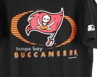 Vintage Starter 90's Tampa Bay Buccaneers Football T-Shirt NFL