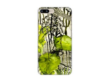 IPhone case 7, 7 + garden exo chic iPhone case