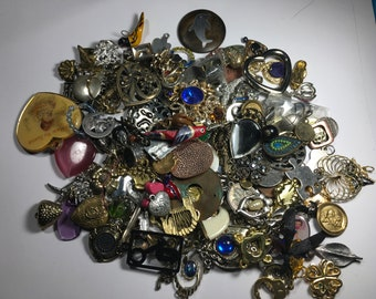 Jewelry Lot, Mixed Pendant and or Charms. Lot 2