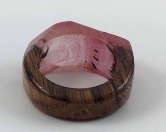 Shimmering Rose Ring