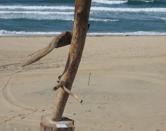 very cool Driftwood sculpture