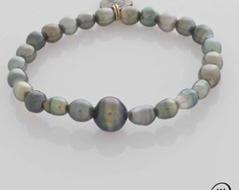 Keshis bracelet, pearls, MPT4166