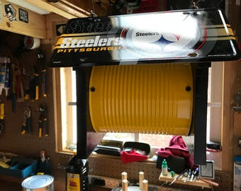 Steelers condo birdhouse
