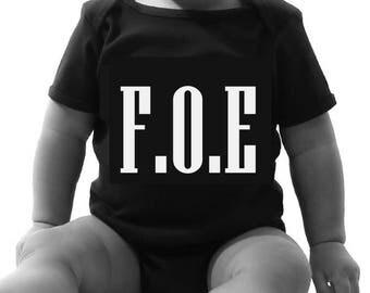 F.O.E - Family Over Everything Kids T-Shirt