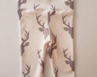 Deer Leggings Baby/Toddler