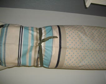 adult apron made of coated canvas