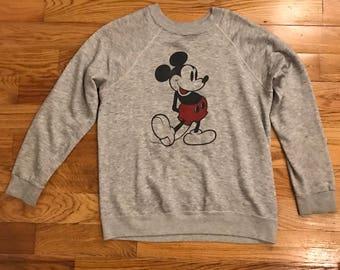 Vintage Mickey Mouse Walt Disney