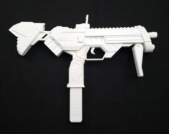 Overwatch  Sombra machine gun 3D Print