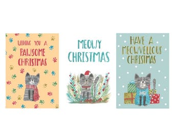Pack of 12 Assorted Greetings Cards