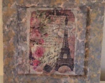 PARIS SETTING