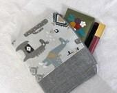 Llamas Print Makeup Bag | Pouch, Mini Pouch, Toiletries Bag, Travel Bag