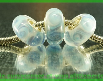 Has HQ1100 European glass bead for bracelet necklace charms