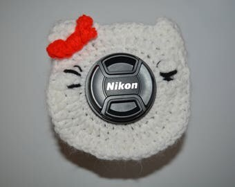 Hello Kitty Camera Lens Buddy
