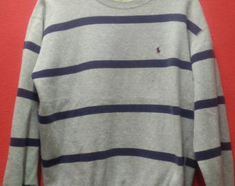 Mega Sale!!!Vintage POLO by Ralph Lauren Sweatshirt ,size S
