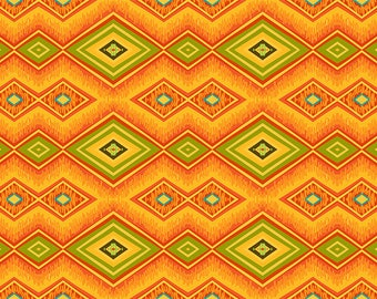 SEMI-rigid PLACEMAT, ORIGINAL design, WASHABLE and durable - Texture African 2.